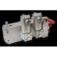 Herion Coil Model 4660+Connector 0570275+Manual with detent 0601765+Mounting plate 0613453