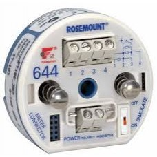 ROSEMOUNT  Hart Smart Temperature Transmitter 644