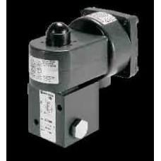 Maxseal Solenoid valve 3/2 DN 2 NC plate/R 1/8 Ms/NBR 0÷10 bar 24 VAC