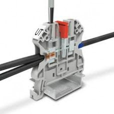 Phoenix Contact Connector Universal Terminal Block F 2 POS Screw ST T DIN Rail 57A