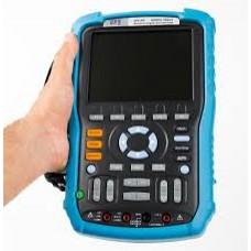 GPS  100MHz 2CH portable oscilloscope