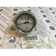 Demag HYDRAULIC MOBILE CRANE  AC-300 pressure gauge