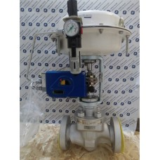 Gestra control valve
