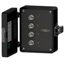 CTC Three channel mini-MAXX box, with cord grip inputs   MX502-3C