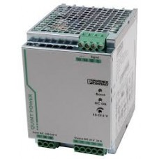 PHOENIX CONTACT POWER SUPPLY, MODEL NO.: QUINT-PS/1AC/24DC/10