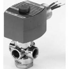 ASCO 12600020.24/DC - TAPPED SOLENOID VALVE D=10 ATEX II 2 G/D EEX D SERIES 126