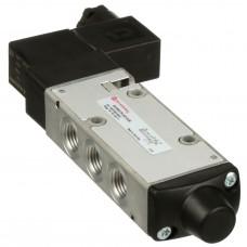IMI Solenoid valve 2/2 DN 25 NC G 1 Al/TPE 0,4÷8 bar G 1/8 8290400.0000.00000
