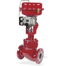 MASONEILAN CONTROL VALVE TQ2 WITH ACTUATOR MODEL R312SR80
