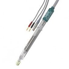 METROHM Combined pH electrode with integrated Pt1000 temperature sensor for pH measurements/titrations 6.0258.600