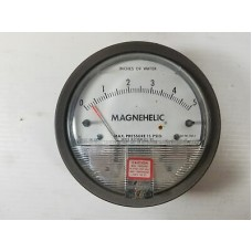 ORANGE RESEARCH Differential Pressure Gauge Series 1502